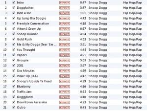 Snoop Dogg – Tha Doggfather (Remastered) (Album) [iTunes